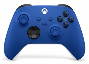 Microsoft Xbox Series X|S Wireless Controller (Shock Blue)