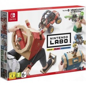 Nintendo Labo - Toy Con 03: Vehicle Kit