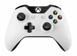 Джойстик Microsoft Xbox One Wireless Controller (OEM) Lunar White