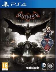 Batman: Arkham Knight (Рыцарь Аркхема) (PS4)