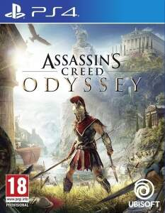 Assassin's Creed. Одиссея (Odyssey) (PS4)
