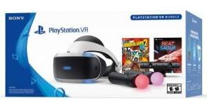 Playstation VR + Camera + Move + Borderlands 2 + Beat Saber