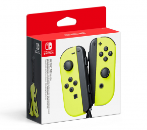 Nintendo Switch Joy-Con Pair (Yellow)