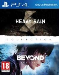 Коллекция Heavy Rain + Beyond: Two Souls (PS4)