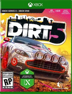 Dirt 5 (Xbox One) Disc