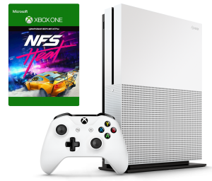Microsoft Xbox One S 500Gb + Need for Speed: Heat