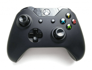 Джойстик Microsoft Xbox One (OEM) (Black)