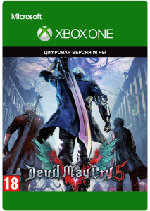 DmC Devil May Cry 5 (XBOX ONE)