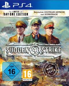 Sudden Strike 4 Day One Edition (PS4)