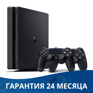 Sony Playstation 4 Slim 1Tb + Dualshock 4