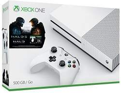 XBOX ONE S 500Gb - Halo Collection Bundle