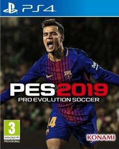 Pro Evolution Soccer 2019 (PES 19) (PS4)