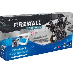 Контроллер Aim Controller + игра Firewall Zero Hour (PS4)