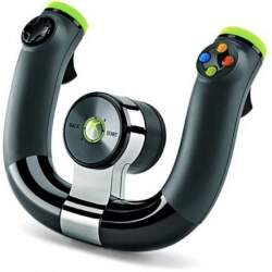Руль Microsoft Xbox 360 Wireless Speed Wheel
