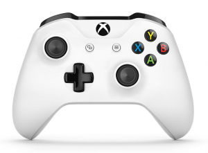 Джойстик Microsoft Xbox One S 3.5mm (OEM) (White)