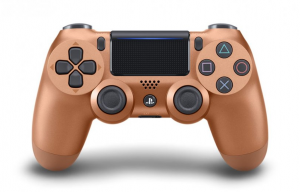 Sony Dualshock 4 (PS4) Metallic Copper (v.2)