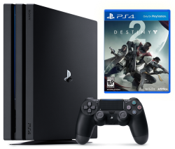 Sony Playstation 4 PRO 1Tb + Destiny2