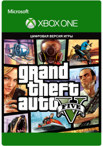 GTA 5: Grand Theft Auto V (XBOX ONE)