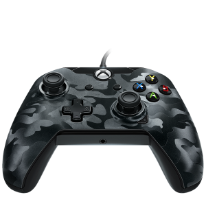 Геймпад PDP Wired Controller - Black Camo