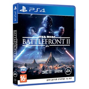 Star Wars: Battlefront II (PS4) Русская Версия