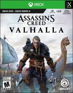 Assassin's Creed Valhalla (Xbox One) Disc