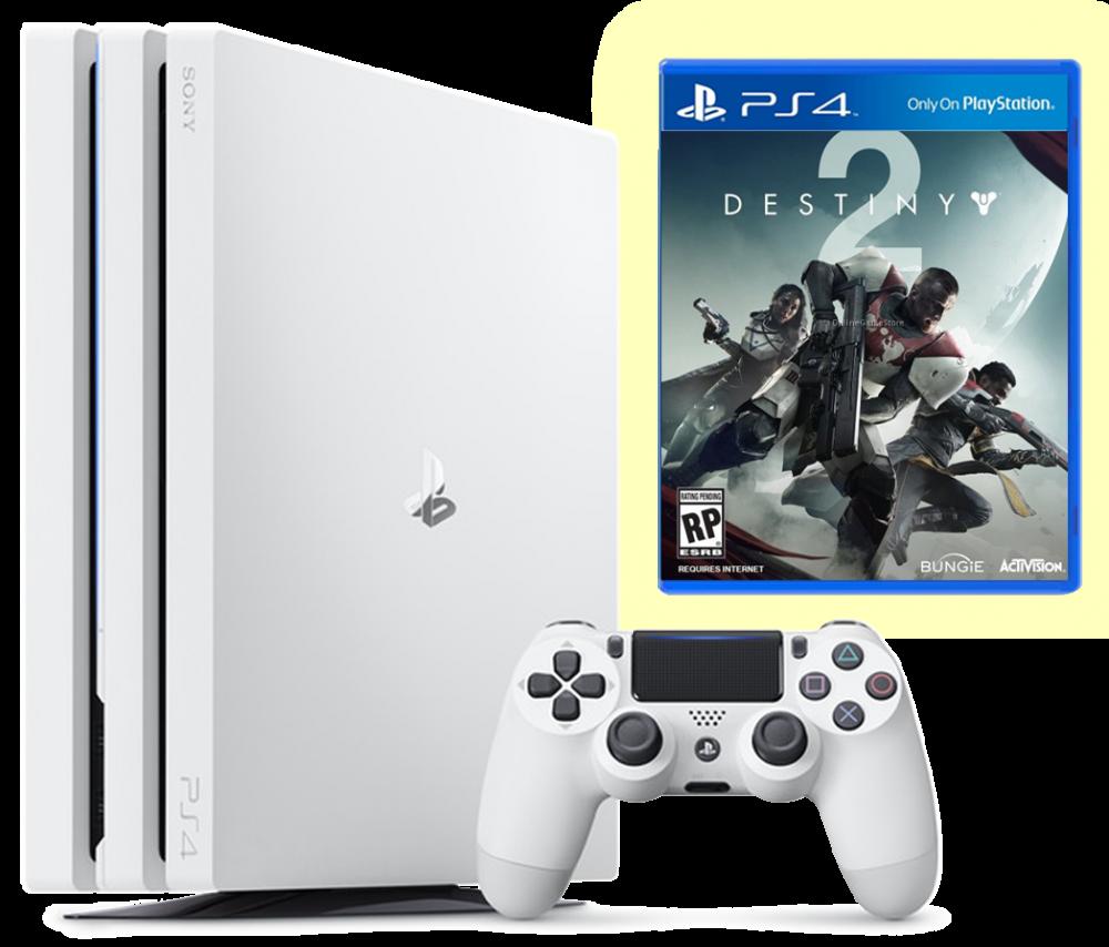 Sony PlayStation 4 Pro - купить игровую приставку  цены 3aeeb6ec7db70