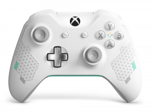 Джойстик Microsoft Xbox One S 3.5mm (Sport White)