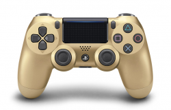 Sony Dualshock 4 (PS4) Gold (v.2)