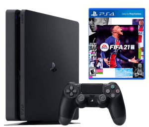 Sony Playstation 4 Slim 1Tb + FIFA 21