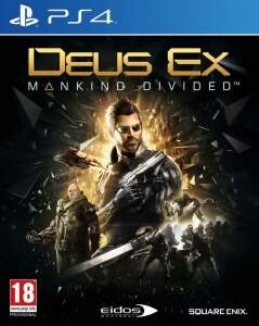 Deus Ex: Mankind Divided (PS4)