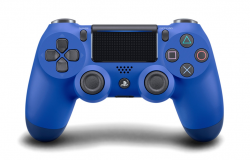 Sony Dualshock 4 (PS4) Wave Blue (v.2)