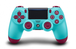 Sony Dualshock 4 (PS4) Berry Blue (v.2)