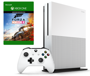 Microsoft Xbox One S 500Gb + Forza Horizon 4