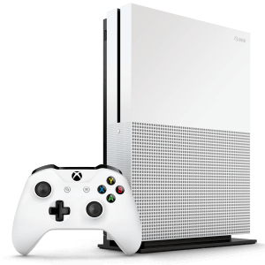 Microsoft Xbox One S 500Gb (Б/У)