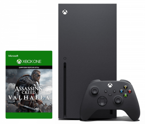 Xbox Series X + Assassin's Creed Valhalla