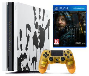 Sony PlayStation 4 PRO 1Tb Death Stranding Limited Edition