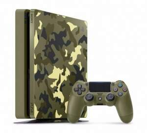 Sony Playstation 4 Slim 1Tb Limited Edition (Green Camouflage)