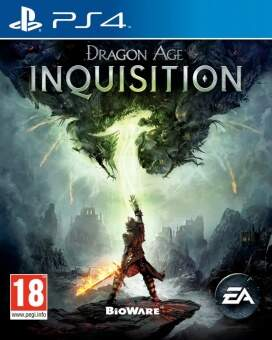 dragon age: inquisition (ps4) фото