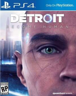 detroit: become human (ps4) фото