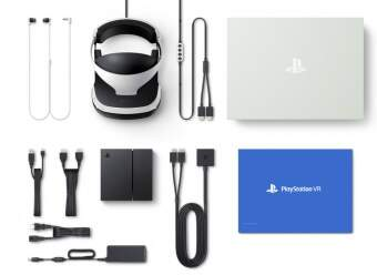 playstation vr +  playstation camera фото