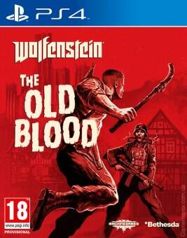 wolfenstein: the old blood (ps4) фото