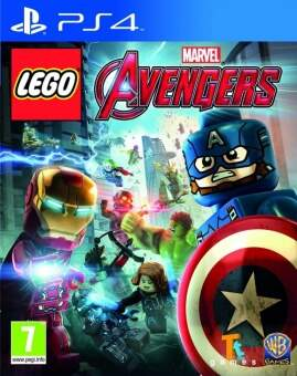 lego marvel avengers (ps4) фото