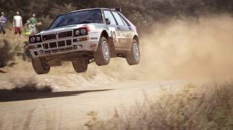 dirt rally (ps4) фото