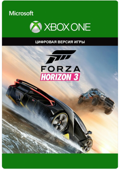 forza horizon 3 (xbox one) фото