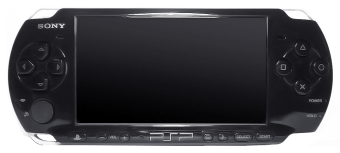 sony playstation portable (psp 3000) фото