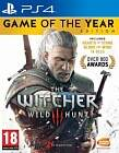 The Witcher 3: Game Of The Year Edition (PS4)