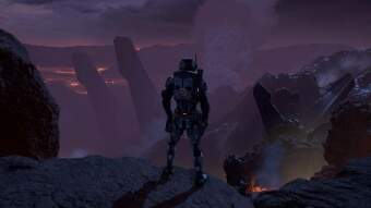 mass effect: andromeda (ps4) фото