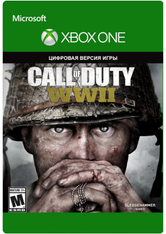 call of duty: wwii (xbox one) фото