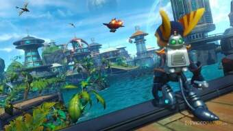 ratchet and clank (ps4) фото