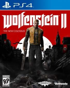 wolfenstein 2: the new colossus (ps4) фото